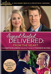 SIGNED SEALED DELIVERED: FROM THE HEART