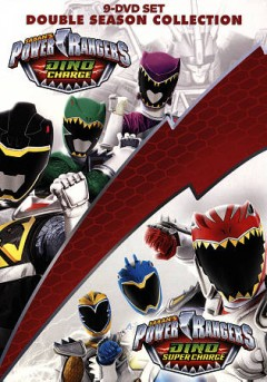 POWER RANGERS: DINO CHARGE & DINO SUPER CHARGE COLLECTION
