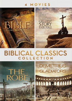 Biblical Classics 4-Movie Collection