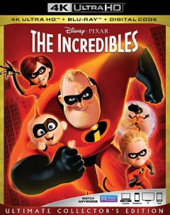 Incredibles 4K Ultra HD
