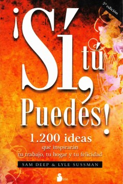 Si, Tu Puedes! /  Yes, You Can!