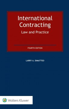 International Contracting: Law and Practice