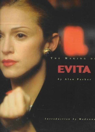The Making of Evita cover