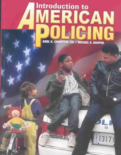 Introduction to American Policing cover