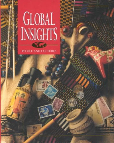 Global Insights: People+cultures cover