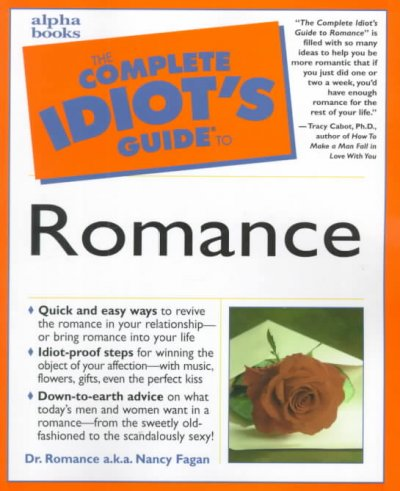 Complete Idiot's Guide to ROMANCE (The Complete Idiot's Guide) cover