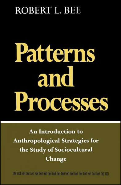 Patterns and Processes cover