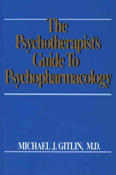 Psychotherapist's Guide to Psychopharmacology cover