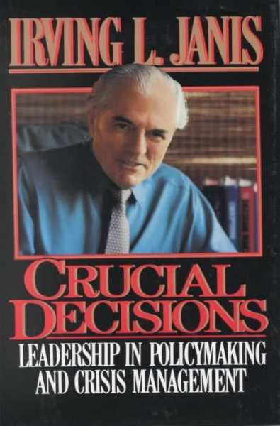 Crucial Decisions cover
