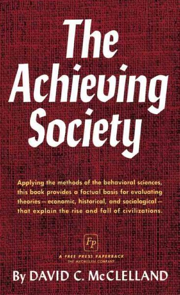 The Achieving Society cover