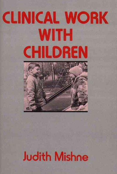 Clinical Work with Children cover