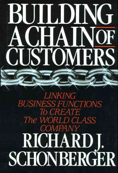 Building a Chain of Customers cover