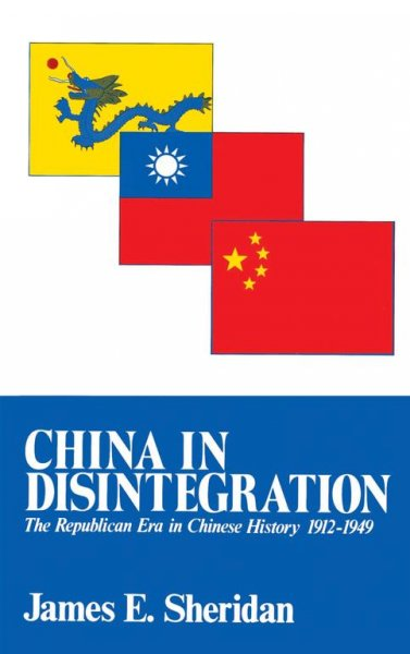 China in Disintegration (Transformation of Modern China Series) cover