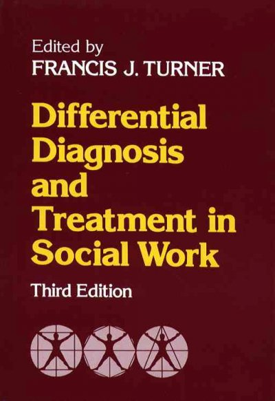 Differential Diagnosis & Treatment in Social Work, 3rd Edition cover