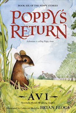 Poppy's Return cover