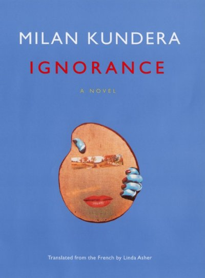 Ignorance: A Novel cover