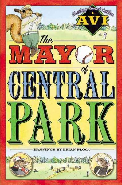 The Mayor of Central Park cover