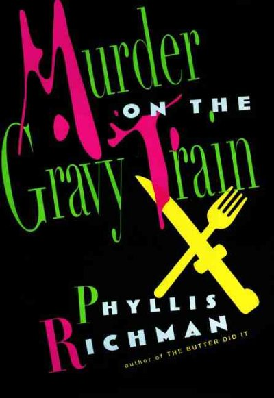 Murder on the Gravy Train cover