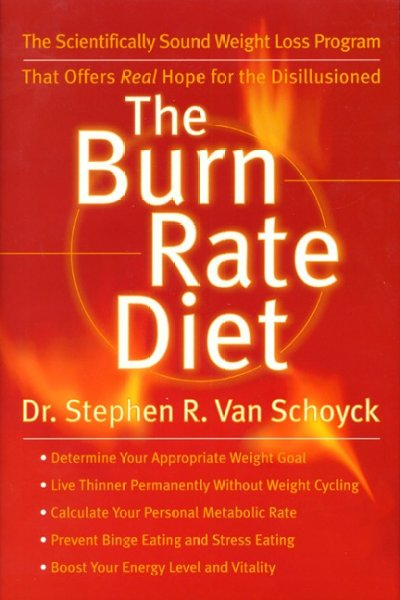 The Burn Rate Diet: The New Mind /Body Treatment for Permanent Weight Control cover