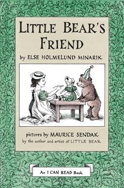 Little Bear's Friend, An I Can Read Book cover