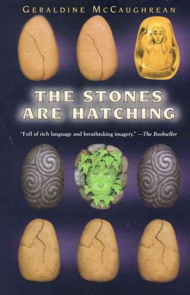 The Stones Are Hatching cover