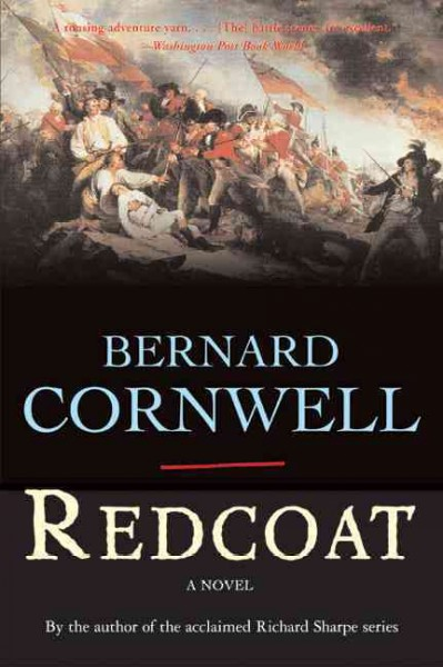 Redcoat cover