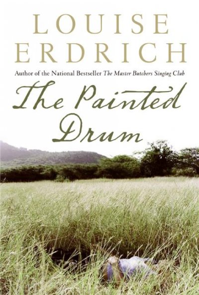 The Painted Drum: A Novel cover