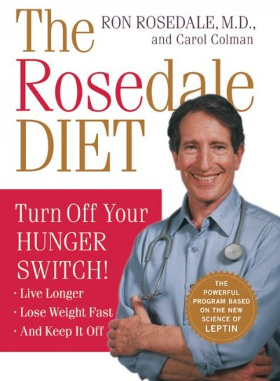 The Rosedale Diet cover