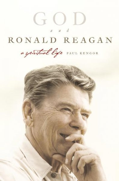God and Ronald Reagan: A Spiritual Life cover