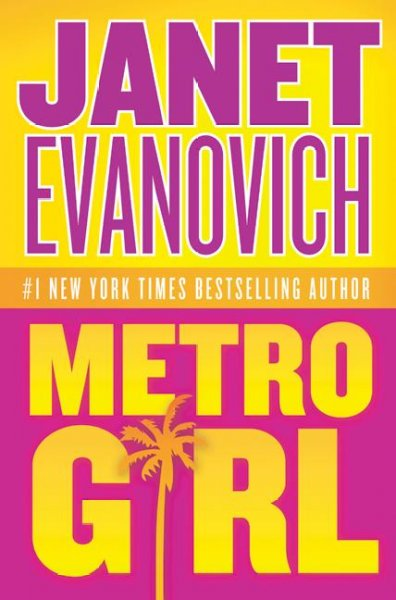 Metro Girl (Alex Barnaby Series #1) cover