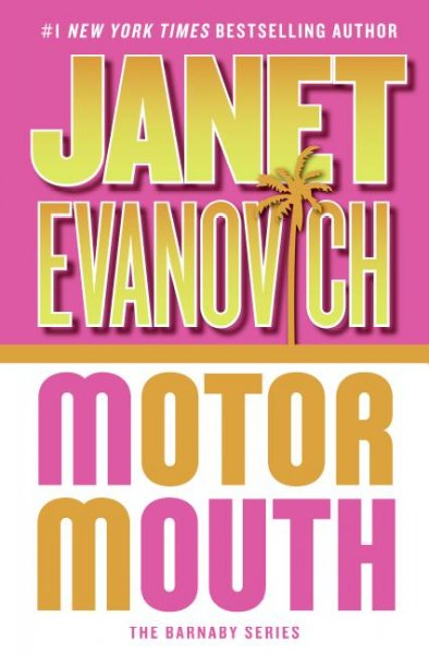 Motor Mouth (Alex Barnaby Series #2) cover