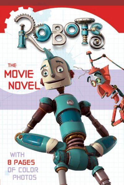 Robots: The Movie Novel cover