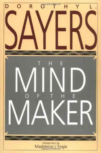 The Mind of the Maker cover