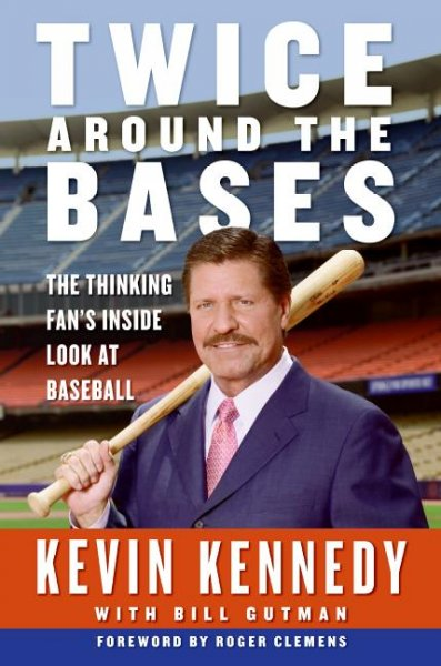 Twice Around the Bases: The Thinking Fan's Inside Look at Baseball cover
