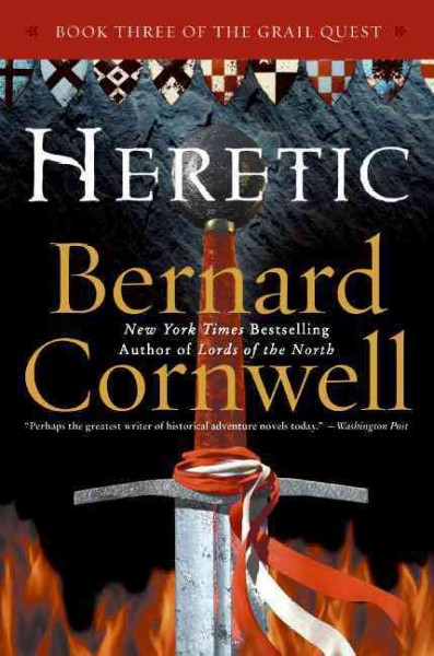 Heretic (The Grail Quest, Book 3) cover