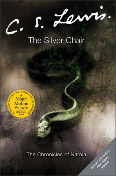 The Silver Chair (Narnia) cover
