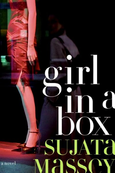 Girl in a Box cover