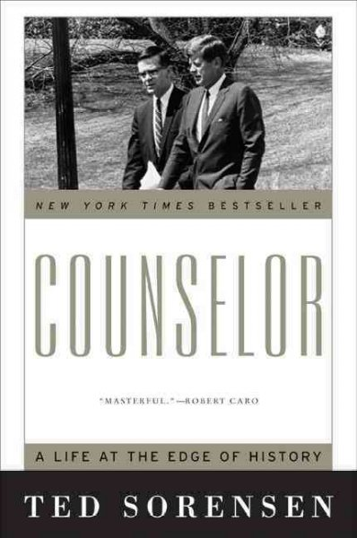 Counselor: A Life at the Edge of History cover