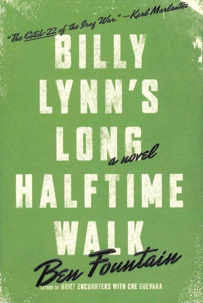 Billy Lynn's Long Halftime Walk cover