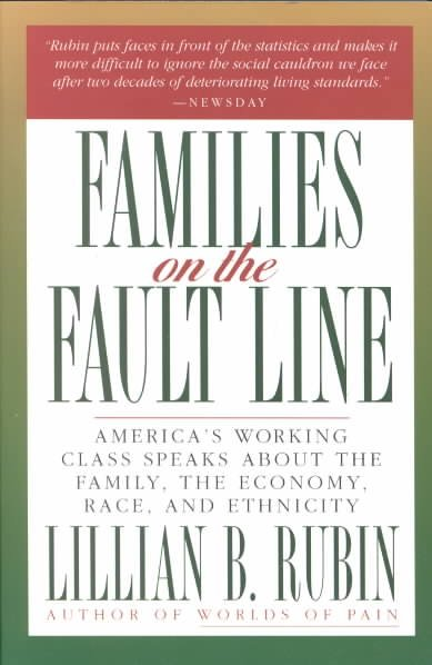 Families on the Fault Line cover