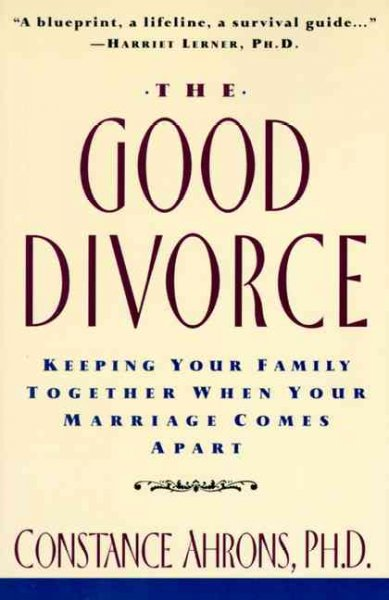 The Good Divorce cover