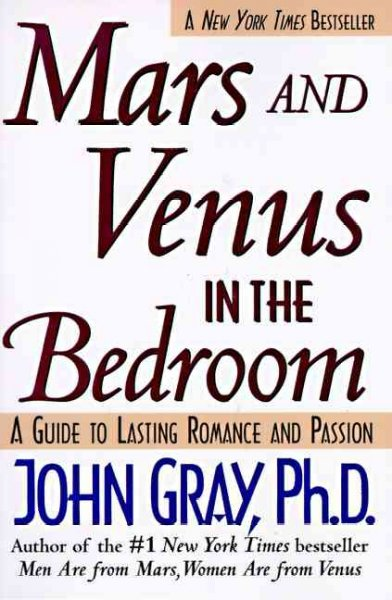 Mars and Venus in the Bedroom cover