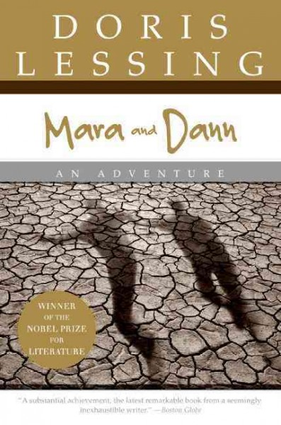 Mara and Dann: An Adventure cover