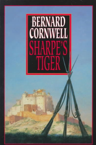 Sharpe's Tiger (Richard Sharpe's Adventure Series #1) cover