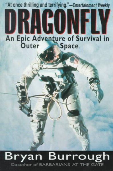 Dragonfly: An Epic Adventure of Survival in Outer Space cover
