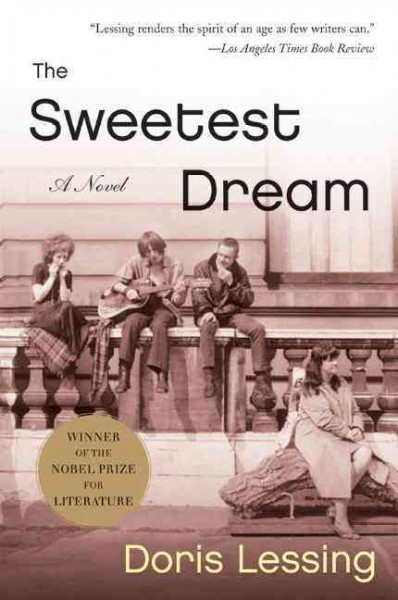 The Sweetest Dream: A Novel cover