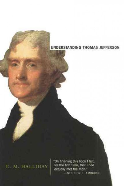 Understanding Thomas Jefferson cover