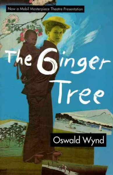 The Ginger Tree cover