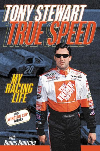 True Speed: My Racing Life cover