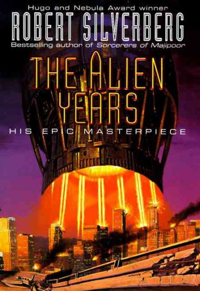 The Alien Years cover